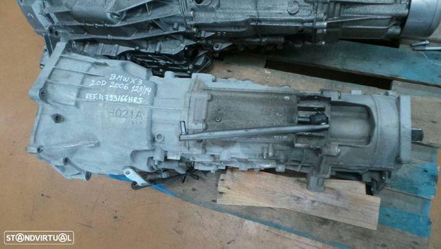 Caixa Velocidades Bmw X3 (E83)