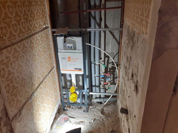Hydraulik Instalacje Centralne Ogrzewanie Przeróbki