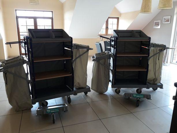 Wózek hotelowy duży TTS Green Hotel 925