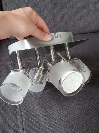 lampa cztero punktowa