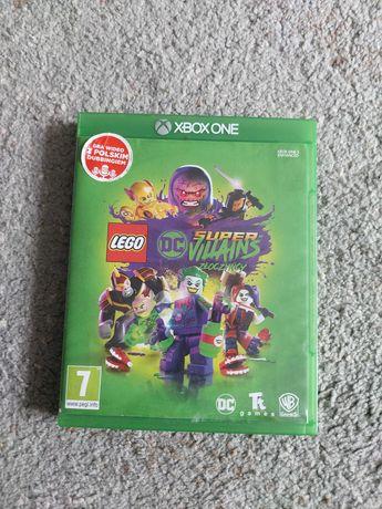 Gra na xbox one s Lego Super Złoczyńcy