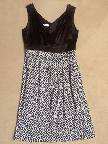 Sukienka z jedwabiem LAUREL na lato