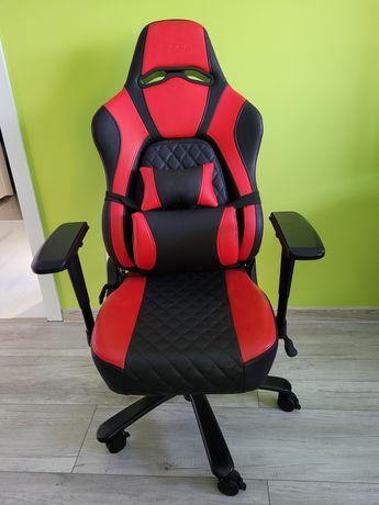 Duże krzesło obrotowe X-Rocker