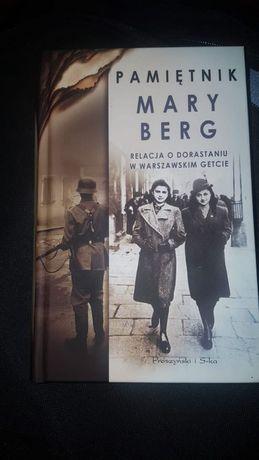 Pamiętnik Mary Berg: relacja o dorastaniu w warszawskim getcie
