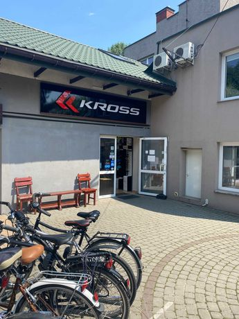 Serwis Rowerowy Sklep OlimpicBike Naprawa rowerów Konstancin i okolice