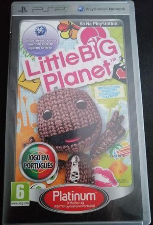 Playstation Portable - LittleBigPlanet