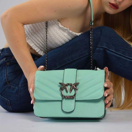 Сумка Pinko Love Bag. Сумочка с 2-мя ремешками. Низкие Цены!
