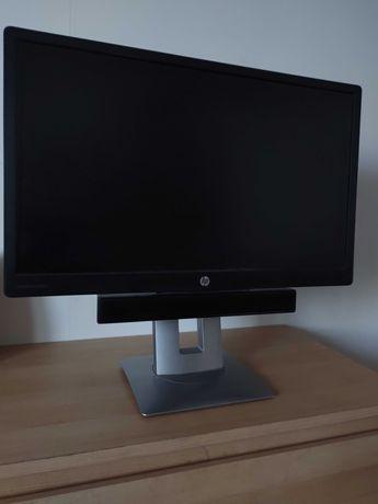 """Monitor TV HP E240 z głośnikiem w dekoder  dvbt 24' 24"""" cale telewizor"""