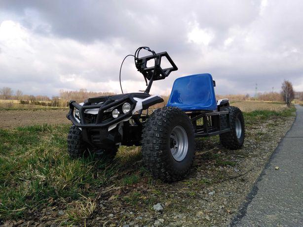 Gokart spalinowy terenowy buggy rurak ATV quad 7KM