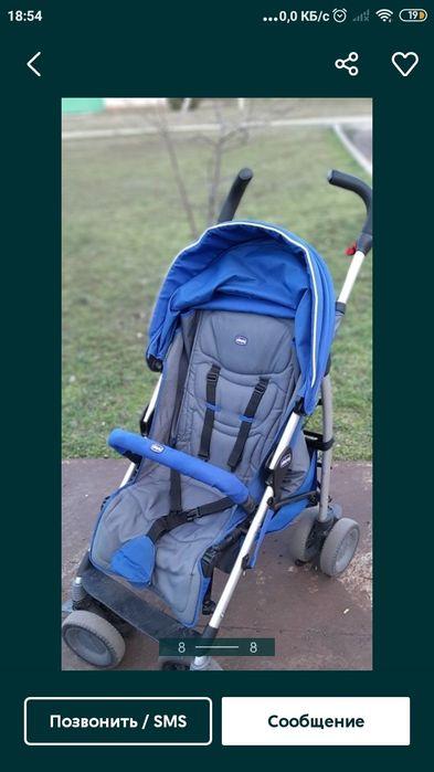 Продам детскую коляску чико ,,Мультивей 2 Златоустовка - изображение 1