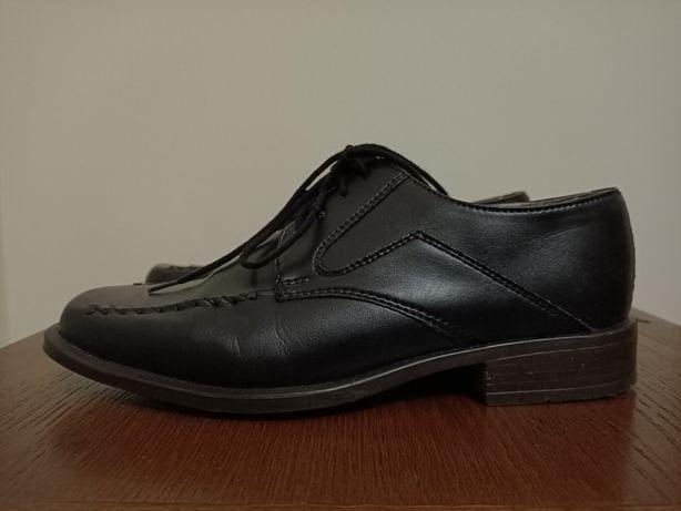 Półbuty Pantofle dziecięce cool club rozmiar 34 (buty na komunię)