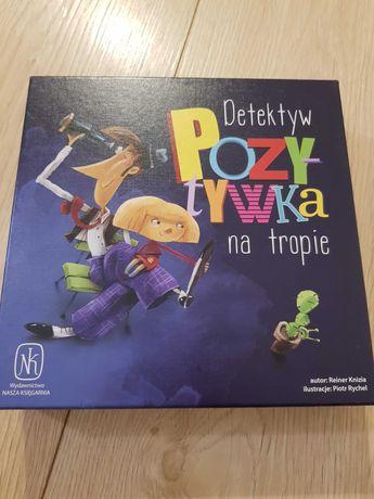 Detektyw  Pozytywka gra Pruszków  używana