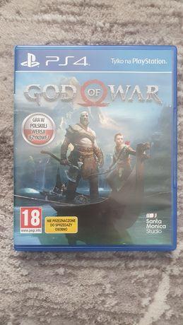 Gra God of War PS4