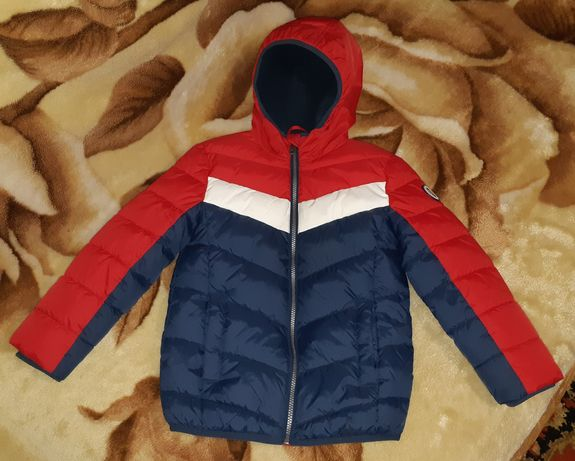 Куртка зимняя евро зима 128р.