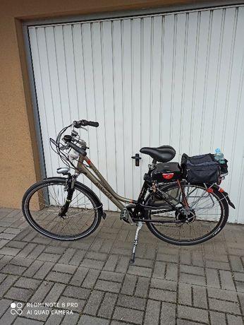 Sprzedam rower damski holenderski AWANCER stan bardzo dobry