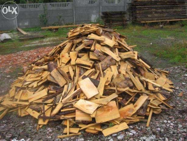 Drewno opałowe Zrzyny sosnowe