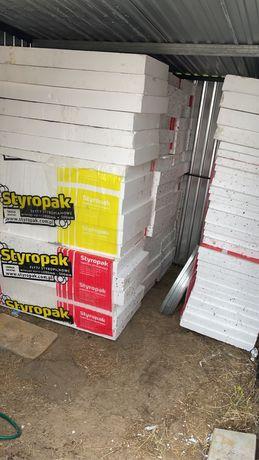 Styropak EPS 100 podloga/dach
