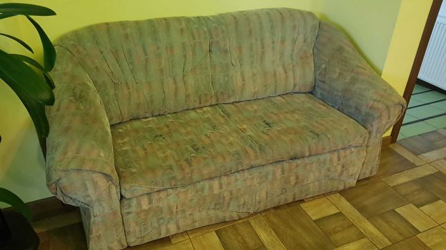 Kanapa z fotelem