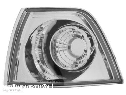 Pisca frontal bmw e36 Coupe / cabrio 2 portas Fundo Cristal c/2 anos de garantia