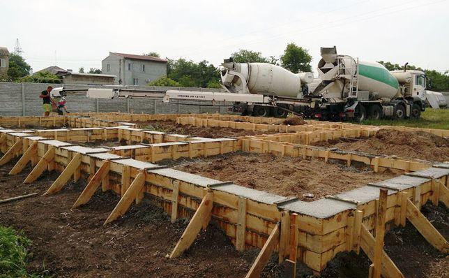 """Фундаменты , бетонные работы """"под ключ"""",помощь в расчетах конструкций"""