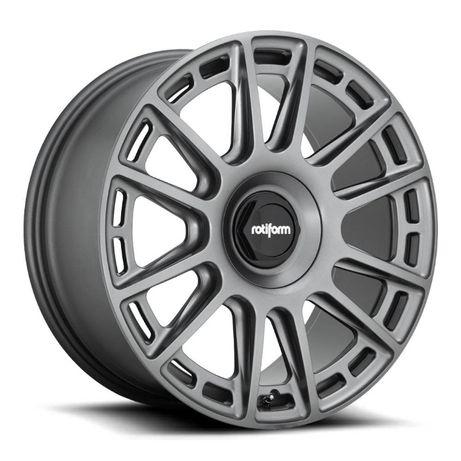 "Rotiform OZR 19""x8.5"" 5x112/100 ET45 MATTE ANTHRACITE Audi VW Skoda"