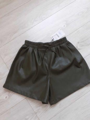 Nowe spodenki Zara 164/ S