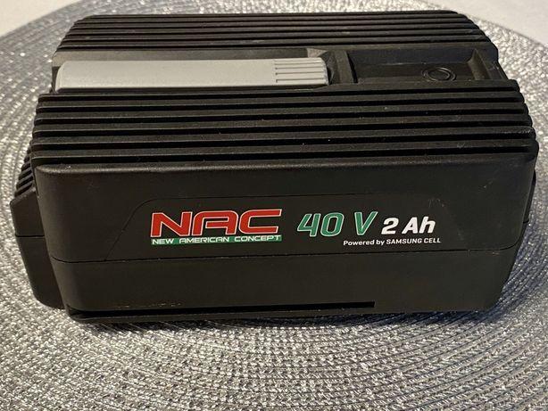 Nowy akumulator NAC B40-20-NG2Ah 40V