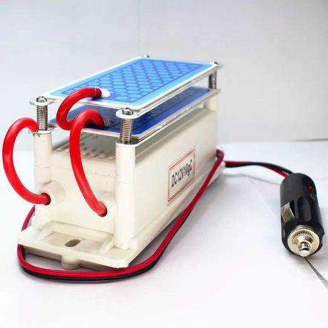 Generator ozonu 10g 12V ozonator do dezynfekcji odkażania