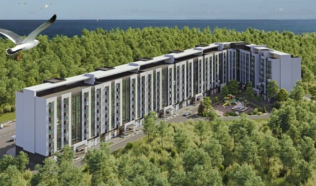 0% комиссия, 1 к квартира у моря с рентабельностью 16% Годовых!
