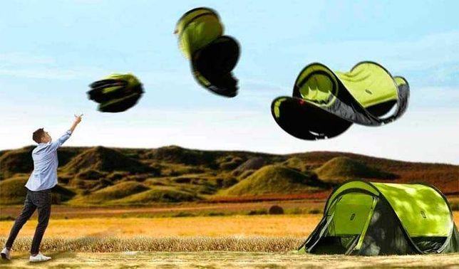 Tendas de Campismo Open 2-3 pessoas NOVAS!