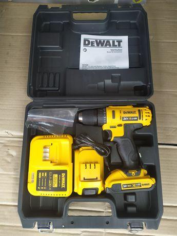 ТОП! Аккумуляторный шуруповерт Dewalt DCD791 24v 4.0AH