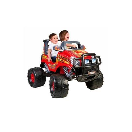 Samochód na akumulator 12V Monstre Truck dla dzieci 2-osobowy