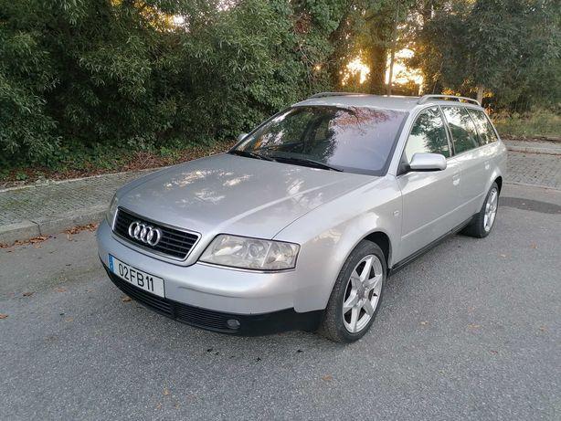 Audi A6 TDI como nova