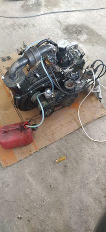 Sprzedam silnik z malucha fiata 126p z skrzynia biegów