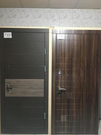 ‼️-90% ЗАКРЫТИЕ СКЛАДА! Входные бронированные двери Дверь входная Б/У