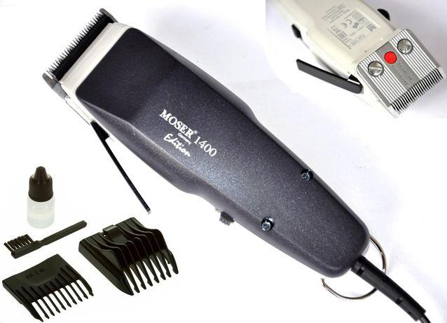 Nowa Maszynka do Strzyżenia Włosów MOSER 1400 Professional Clipper FV