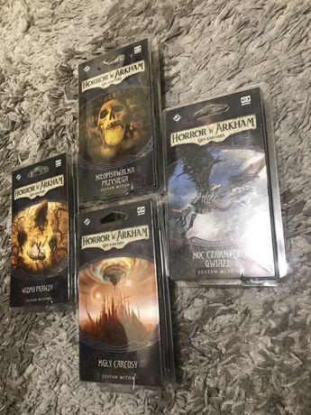 Gra Horror w Arkham LCG dodatki do Szlaku Carcosy