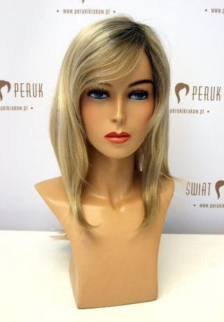 Peruka długa z włosów syntetycznych Jędrzejów
