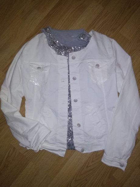 Бомбезная курточка бомпер М