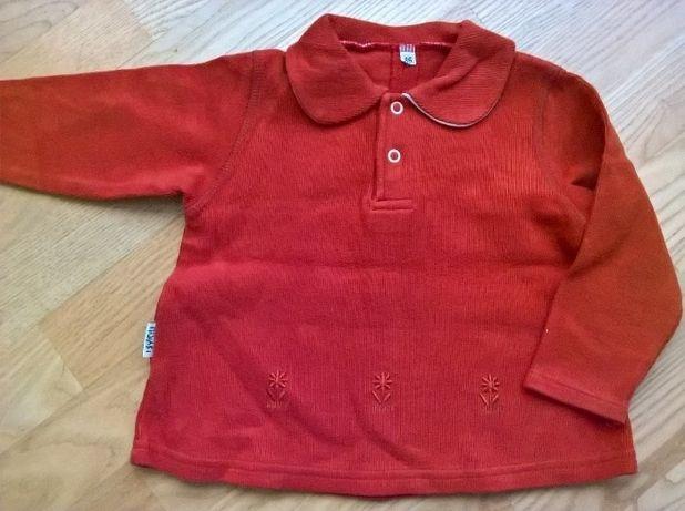 Bluzeczka, sweterek, tuniczka, r.86
