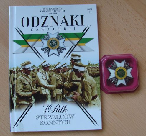 Odznaka 7 Pułku Strzelców Konnych