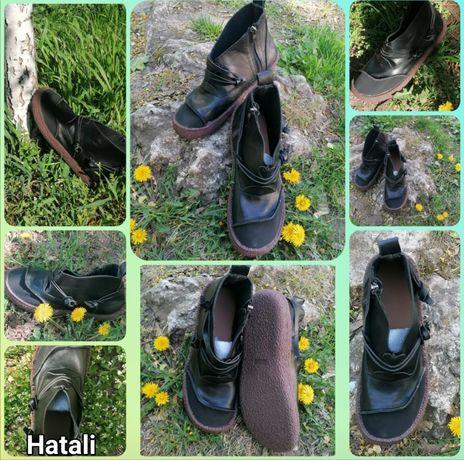 **новые ботинки**