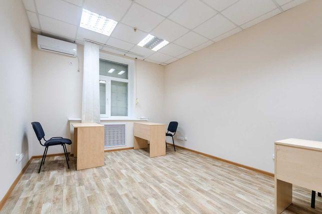 Новый офис в 2-этажном отдельно стоящем БЦ м. Дорогожичи