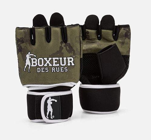 P97 Boxeur Bandaże Żelowe Neoprenowe Owijki L/XL