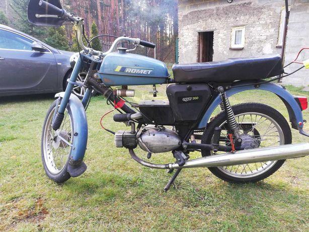 Motorower Romet Ogar 200