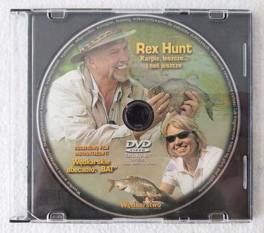 Rex Hunt - Karpie, leszcze... i coś jeszcze