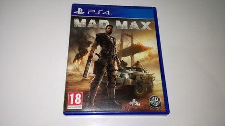 ps4 MAD MAX PL polska wersja językow klimat post-apokaliptyczny