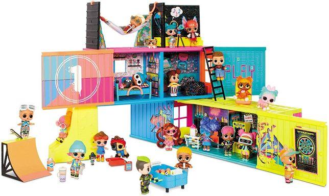 LOL Surprise серии Remix Клуб (569404) Clubhouse OMG Клубный дом Куклы