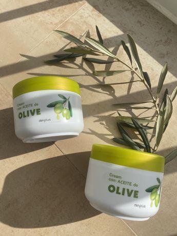 Оливковый крем для тела Испания