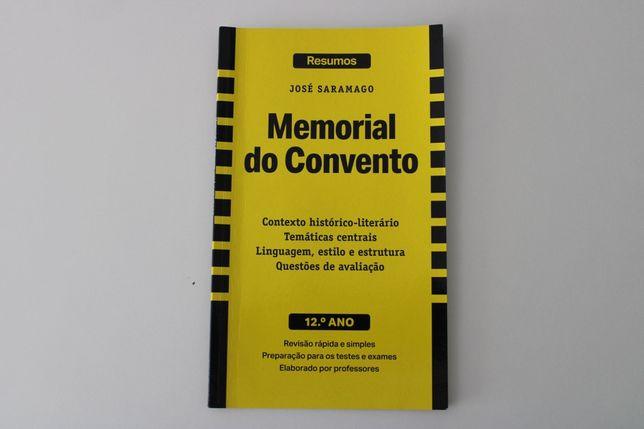 Livro de Resumos sobre O Memorial do Convento